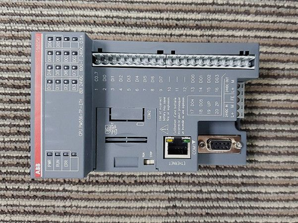ABB TA535 :AC500,Protective Caps XC devices 10x D-Sub 9 poles, 20x RJ45, 3xRJ45 female.